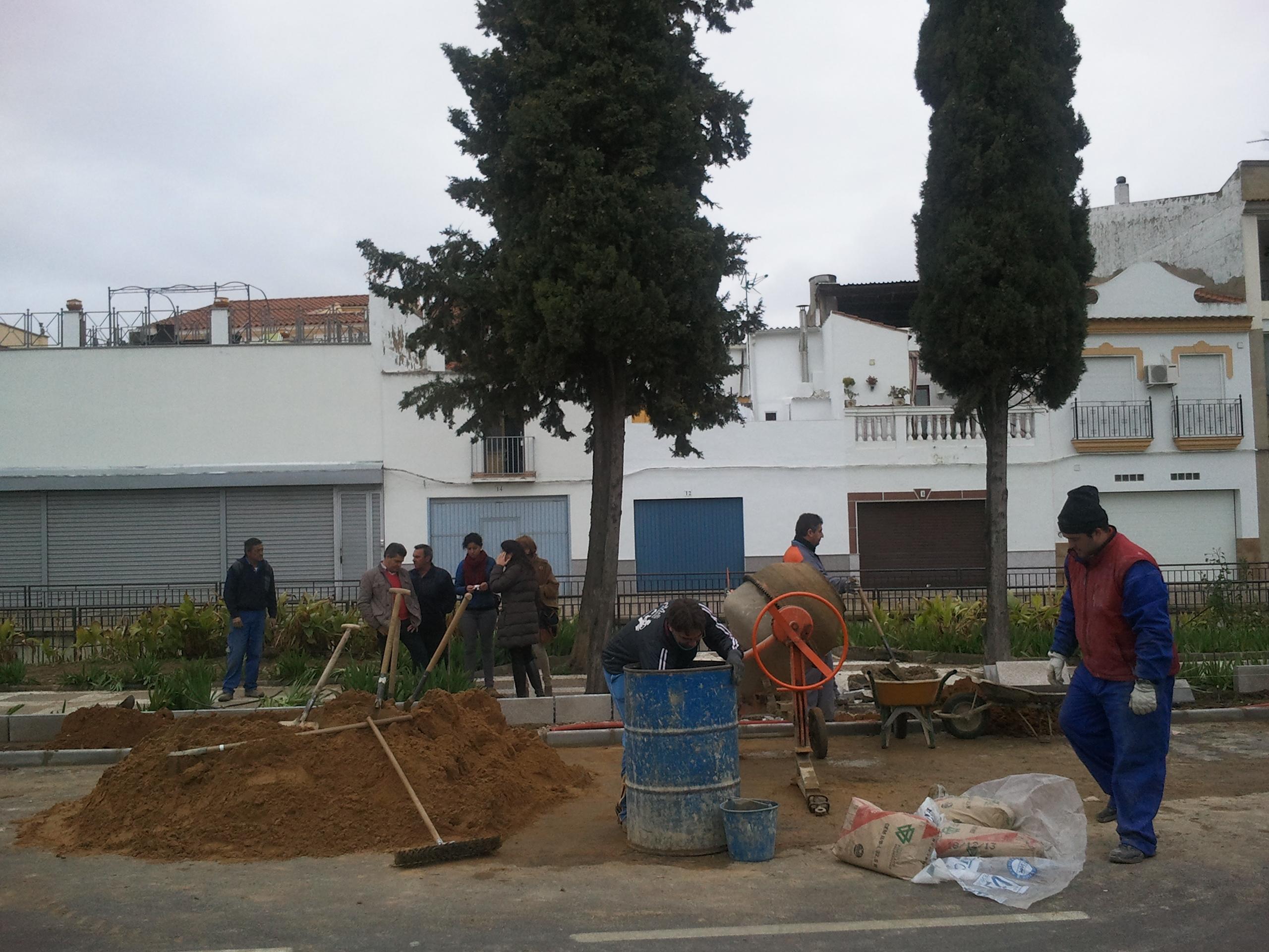 Calamonte recibe más de 200.000 euros del Plan de Fomento del Empleo Agrario